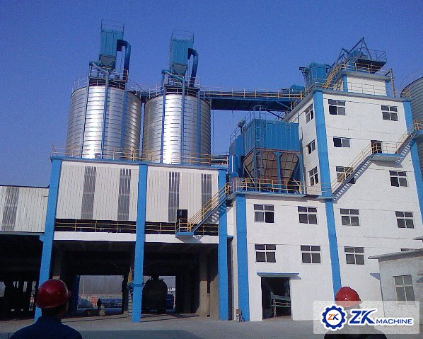 Light Expanded Clay Aggregate Production Line