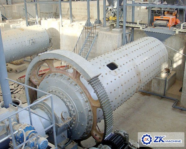 Finland Ball Mill Project