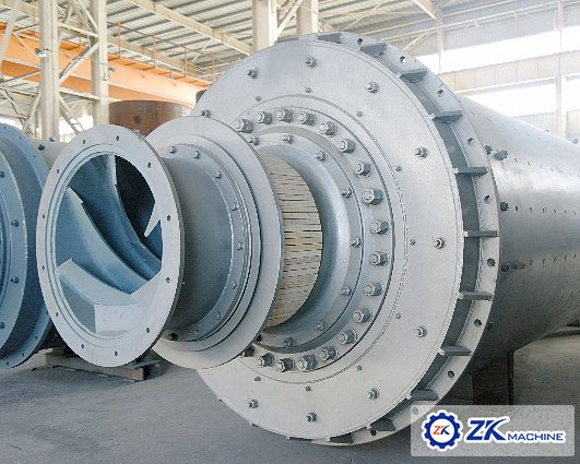 Slag Ball Mill