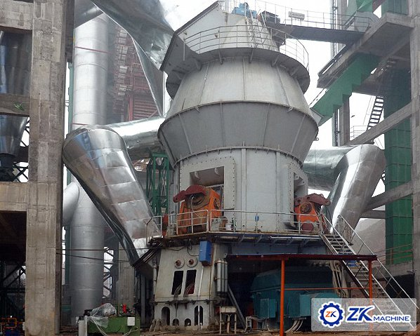 Coal Vertical Mill